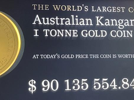 Tour the Perth Mint, Western Australia