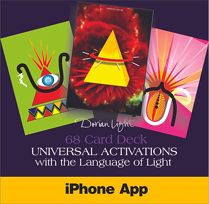 68 Universal Activation Card Deck | iPhone App