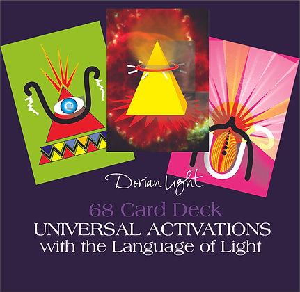 68 Universal Activation Card Deck