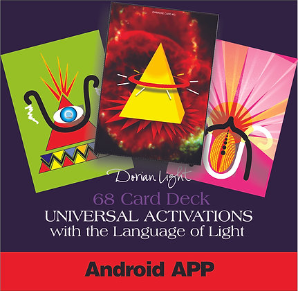68 Universal Activation Card Deck | Android App