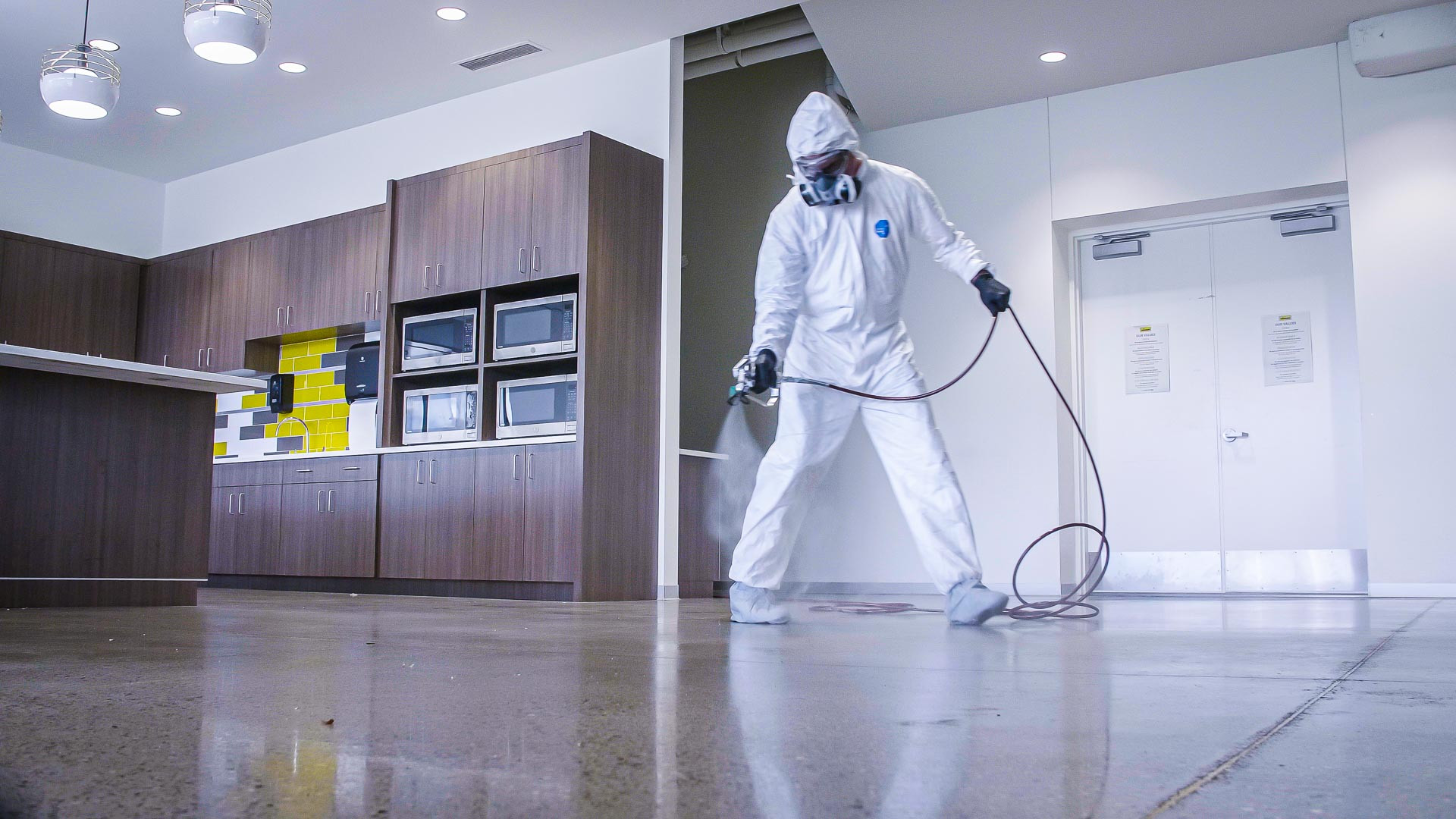 COVID-19 Disinfecting Cleaning