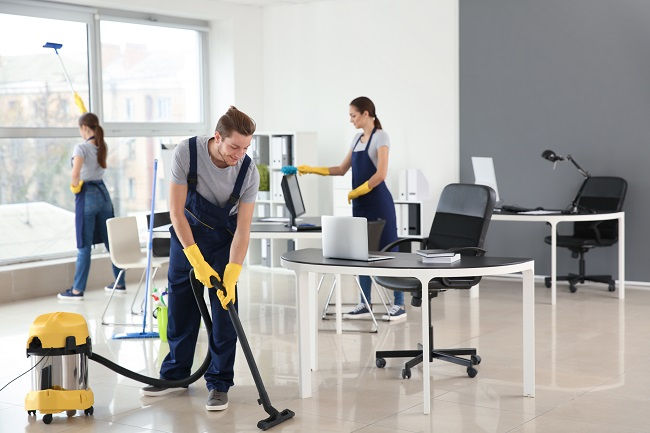 Janitorial/Office Services