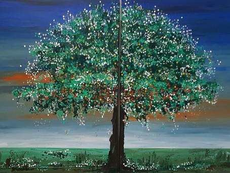 """Pinceau d'automne - """"la nature en vie"""""""