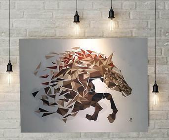 Horse d'urichen - Pas dispo