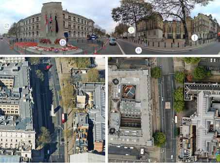 Bluesky Cyclomedia Partnership Combines Aerial and Mobile Mapped Data for Virtual City Models
