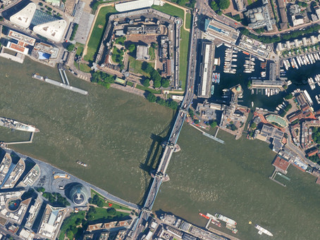 Hexagon Streams Bluesky GB Aerial Photography via HxGN Content Program