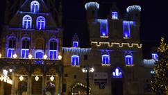 Mechelen by night!