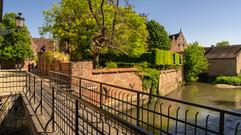 Der Beginenhof von Leuven