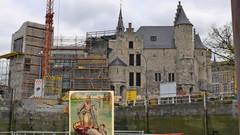 Lohengrin, Herzogtum Brabant, Sophie von Brabant, Elsa von Brabant und Ernest van Dyck