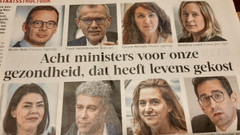 Belgien oder Absurdistan: 8 Corona Gesundheitsminister