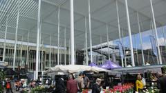 Öffentliche Märkte in Antwerpen
