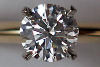 Diamonds are the girls best friends!