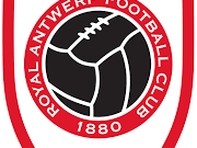 Royal Antwerp F.C. , der älteste Fußballklub von Belgien
