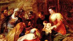 Von Leuven über Brüssel nach Cambridge. Die Reise eines Rubensgemäldes.