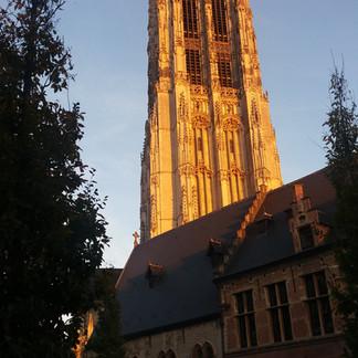 Werbung für Mechelen und Karl V