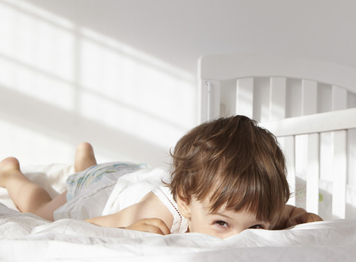 When and How to Transition Your Little One from a Crib to a Toddler (big bed)