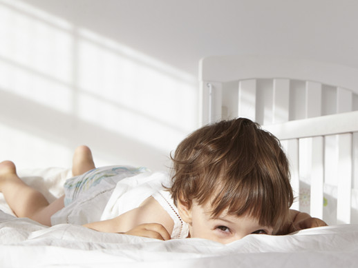 Don't Make this Switching to Big Kid Bed Mistake