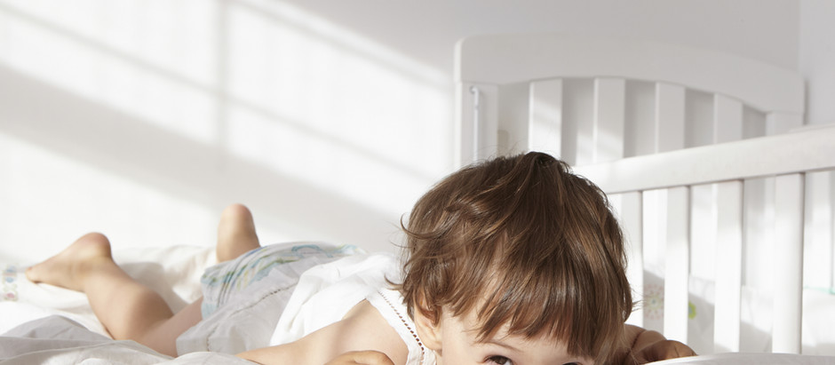 The Big Change – Transitioning Your Child From Crib To Bed