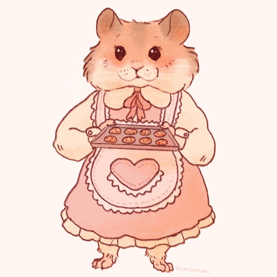 Margerine the Hamster