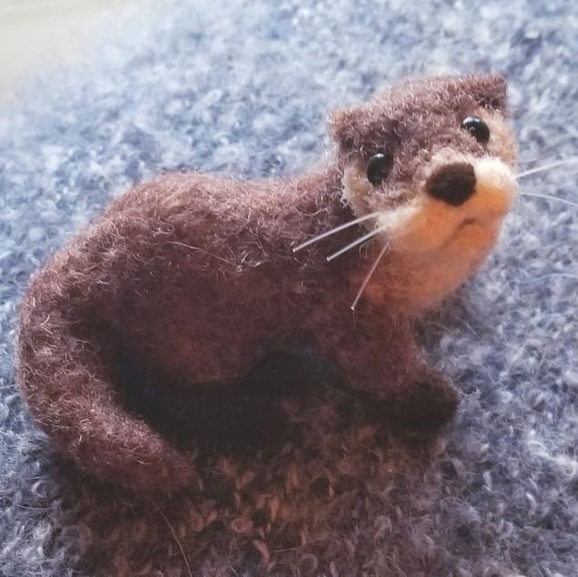 Otter Felt