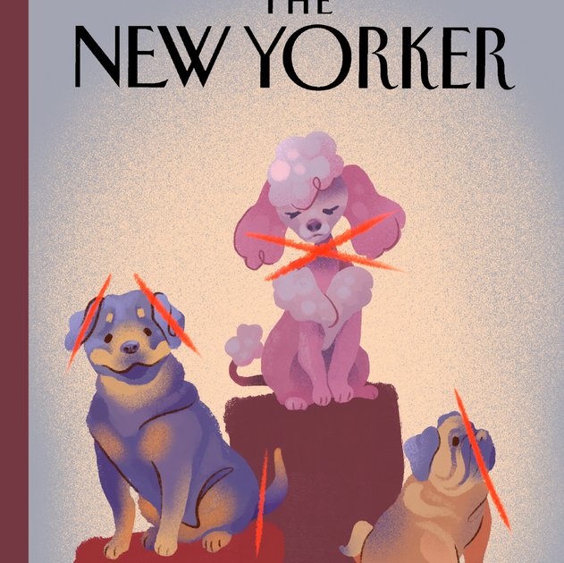 Faux New Yorker Cover