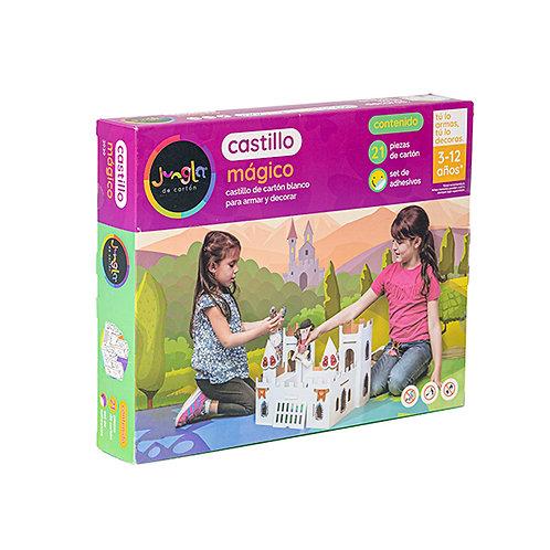 Castillo Mágico. Junga de Cartón