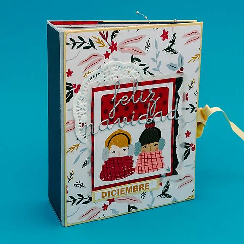 Álbum Feliz Navidad. Jana Onzaga