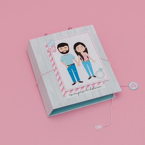 Álbum Luna de Miel: Así empieza la historia. Jana Onzaga