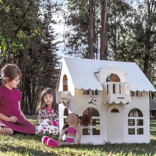 Casa de Muñecas. Jungla de Cartón
