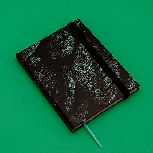 Cuaderno en papel ecológico