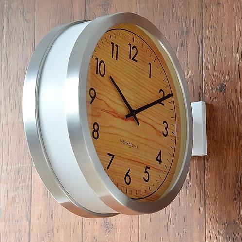 Franklinton(フランクリントン)壁掛け時計・両面時計・掛け時計・置時計