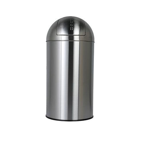 DUST BIN SATIN FINISHED 40L【ゴミ箱】