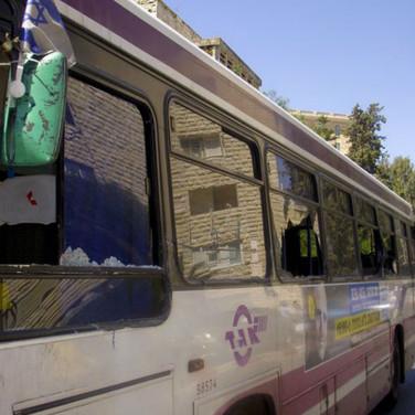 Filming in Jerusalem briefly interrupted by July 22 terrorist attack near King David Hotel.