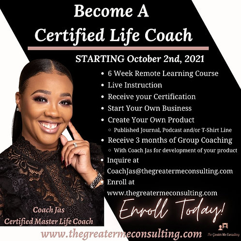 Become A Certified Life Coach- Pay3