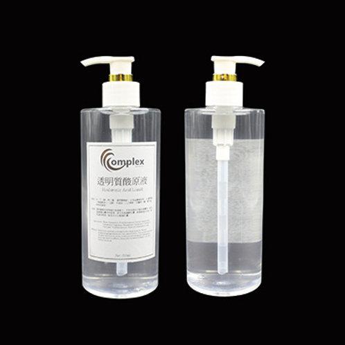 Complex ~ 透明質酸原液
