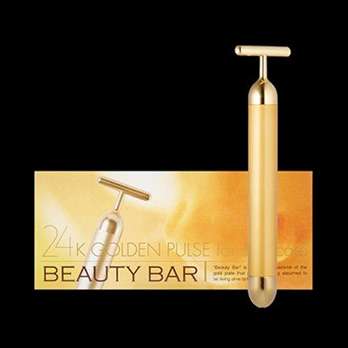 Beauty Bar 24K 微電流黃金美容棒