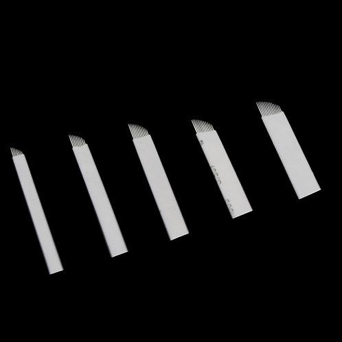 白皮系列 ~ 手工紋繡針片