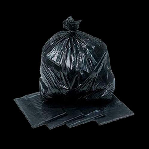 黑色 (PE) 垃圾袋
