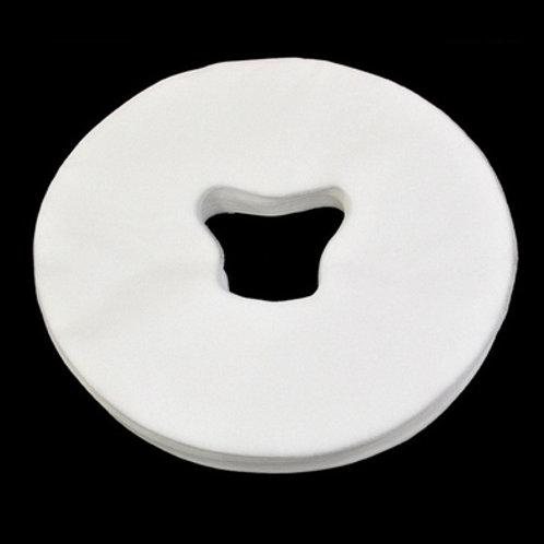 圓形美容床頭洞墊