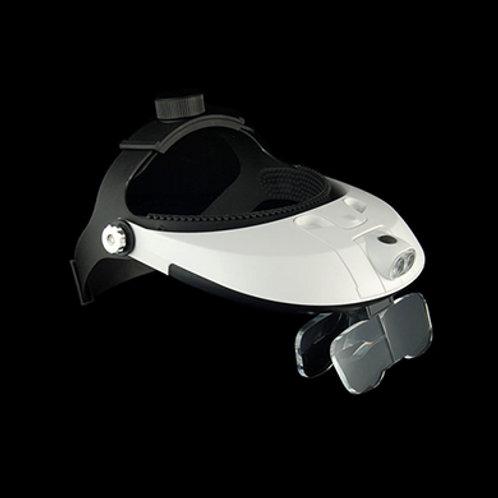 頭戴式 LED放大鏡燈