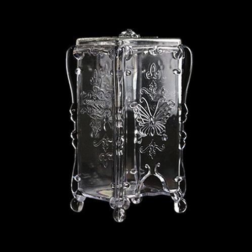 透明棉片儲存盒