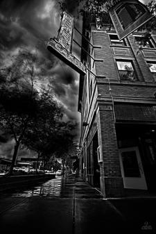 Dark Downtown