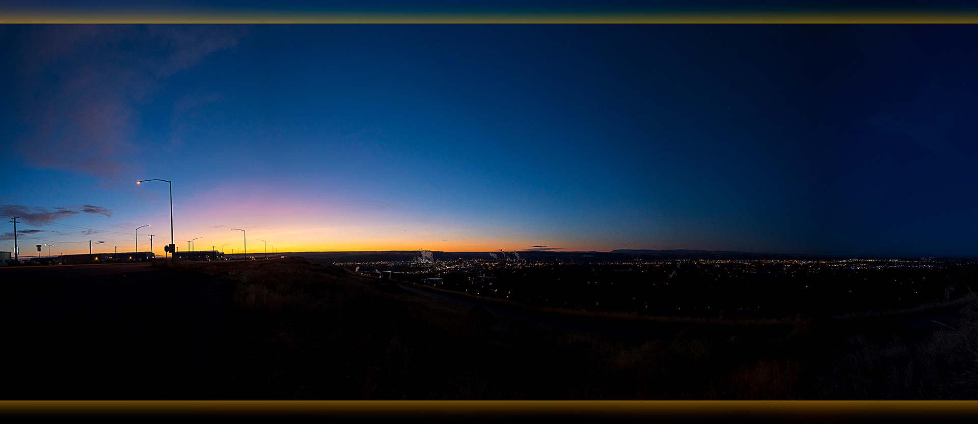 Billings Sunrise