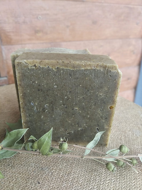 Neem & Myrtle Handmade Natural Soap