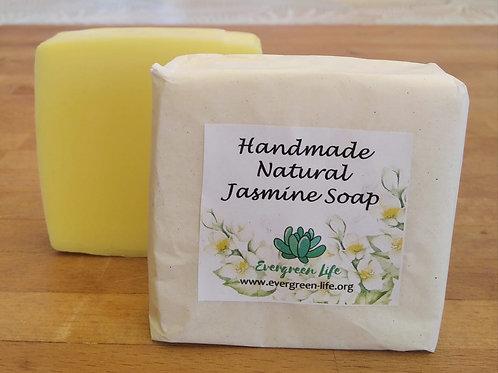 Handmade Jasmine Soap Bar