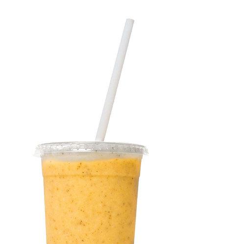Biodegradable Straws, set of 100
