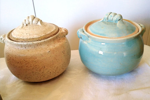 Ceramic Coffee & Sugar Jars