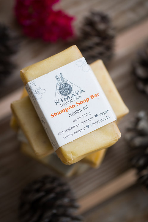Nettle and Jojoba Shampoo Bar