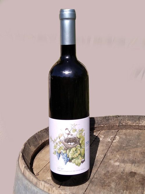 Oganic Red Wine Nova by Nov Boutique Winery