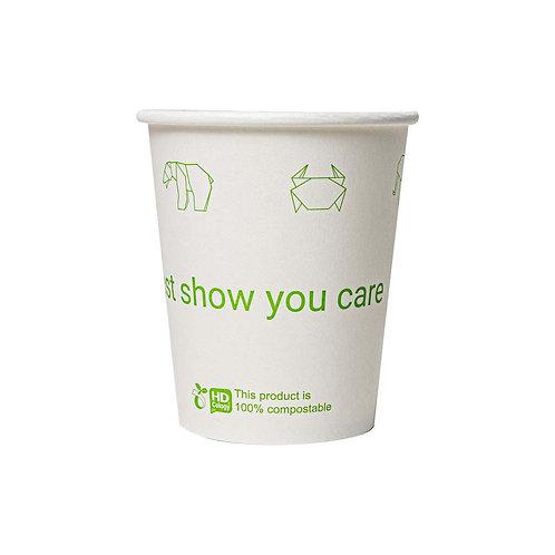 Biodegradable Disposable Cups, 40pcs